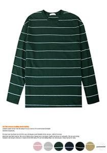 깔끔한 시나몬 단가라티셔츠