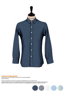 댄디룩엔 역시 베이직 셔츠